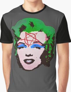 Happy Marylin Graphic T-Shirt
