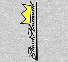 BlaxkHarvard Logo Black Unisex T-Shirt