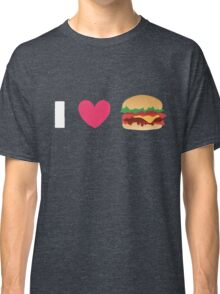 Burger Lovin' Classic T-Shirt