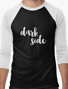 Dark Side (Version 1) Men's Baseball ¾ T-Shirt