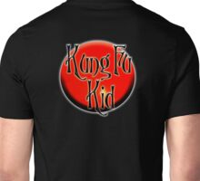 Kung Fu Kid, Chinese, China, Martial Art, Fight Club, MMA Unisex T-Shirt