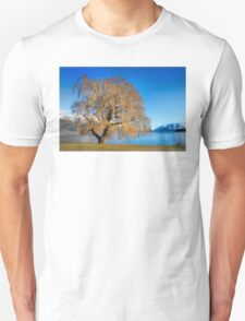 Lakeside tree. T-Shirt