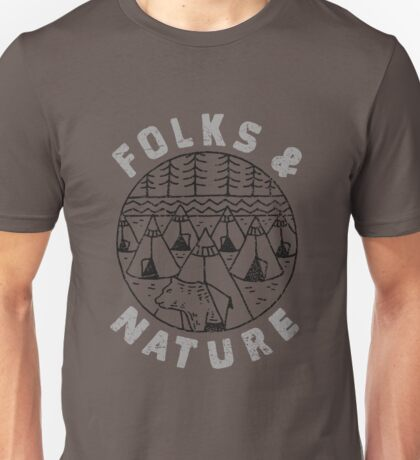 Folks nature Unisex T-Shirt