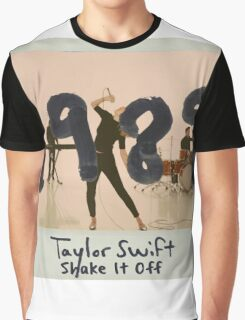 Taylor swift - shake it off Graphic T-Shirt