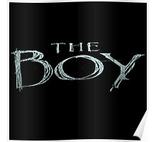 the boy horror movie Poster