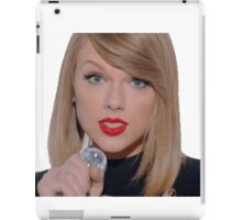 Taylor swift - 1989 - pict 11 iPad Case/Skin