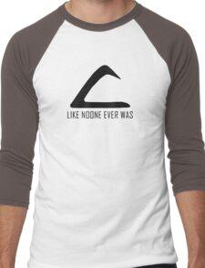 Like Noone Ever Was Men's Baseball ¾ T-Shirt