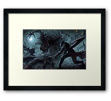 BloodBorne Artwork Framed Print