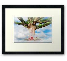 A Place For Forgetting Framed Print