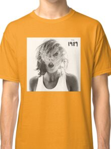 Taylor swift - 1989 -Surprised Classic T-Shirt