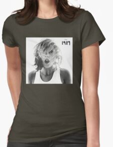Taylor swift - 1989 -Surprised Womens Fitted T-Shirt