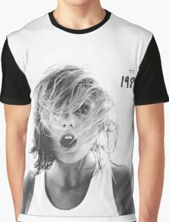 Taylor swift - 1989 -Surprised Graphic T-Shirt