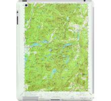 New York NY Paradox Lake 136388 1953 62500 iPad Case/Skin