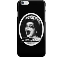 God Save The Harley Quinn iPhone Case/Skin