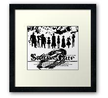 Steins;Gate - Unlimited Worldlines Framed Print