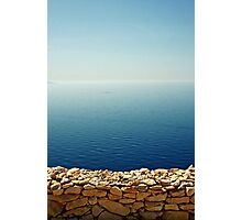 Edge of the World Photographic Print