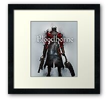 Hunter Bloodborne Framed Print
