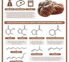 The Aroma of Freshly-Baked Bread by Compound Interest