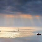 Sailing at Margate by Geoff Carpenter