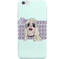 Hiieeeeeeeee iPhone Case/Skin
