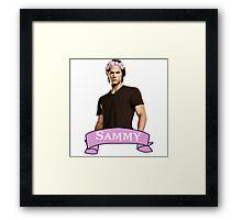 Sam Winchester ~ Supernatural ~ Framed Print