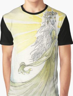 The Elven Maiden Graphic T-Shirt