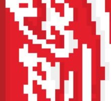 Pixel Series: Coca-Cola Can Drink Sticker