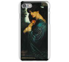 Dante Gabriel Rossetti - Proserpine, Tate Britain iPhone Case/Skin
