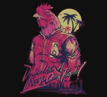 Hotline Miami - Do you like hurting other people? by zaktravel99