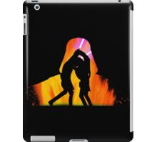 Star Wars - Anakin Skywalker Vs Obi Wan Kenobi iPad Case/Skin