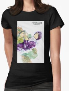 Noragami Womens Fitted T-Shirt