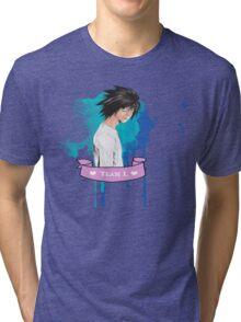 Team L ~ Death Note ~ anime Tri-blend T-Shirt