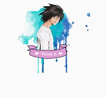 Team L ~ Death Note ~ anime Unisex T-Shirt