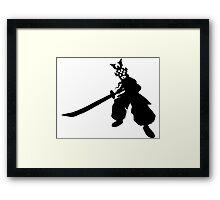 Master Yi Framed Print