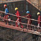 On the gangplank by awefaul