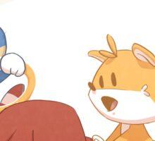 0022 - Sonic Pups Sticker