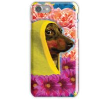 side eye doggo iPhone Case/Skin