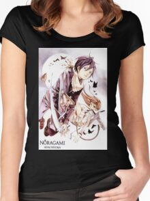 Noragami Women's Fitted Scoop T-Shirt
