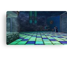 Marine Research Laboratory - The Legend of Zelda: Majora's Mask Canvas Print