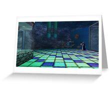 Marine Research Laboratory - The Legend of Zelda: Majora's Mask Greeting Card