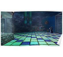 Marine Research Laboratory - The Legend of Zelda: Majora's Mask Poster
