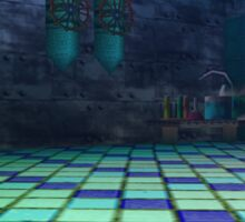 Marine Research Laboratory - The Legend of Zelda: Majora's Mask Sticker