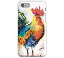 Cock-a-Hoop iPhone Case/Skin