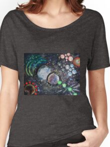 Jeff's Black Space Women's Relaxed Fit T-Shirt