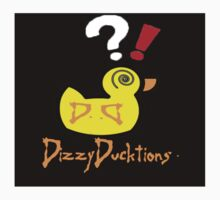 DizzyDucktions Logo 2 One Piece - Long Sleeve