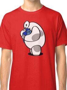 Baymax Hairy Classic T-Shirt