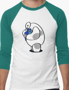 Baymax Hairy Men's Baseball ¾ T-Shirt