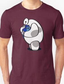 Baymax Hairy T-Shirt