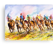 Dream Win Canvas Print