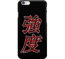 Strength In Chinese iPhone Case/Skin